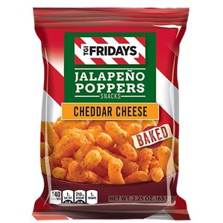 TGI Fridays - Jalapeno Poppers Cheddar Cheese (35,5g)