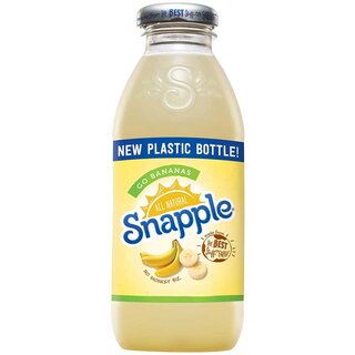 Snapple - Go Bananas - 1 x 473 ml